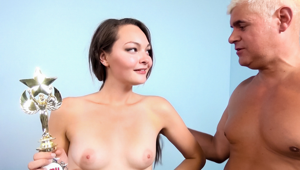 Porno Dan & Sabrina Rey - Meets The Sultan Of Porn