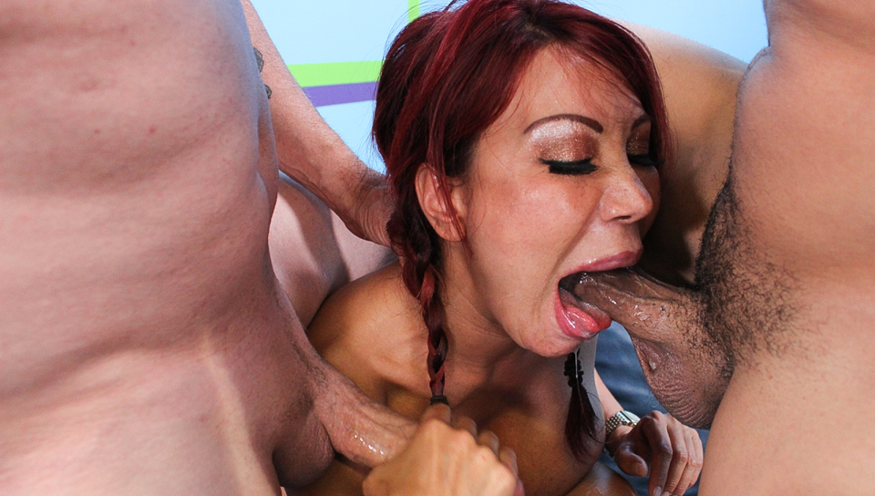 Angelique titty fuck