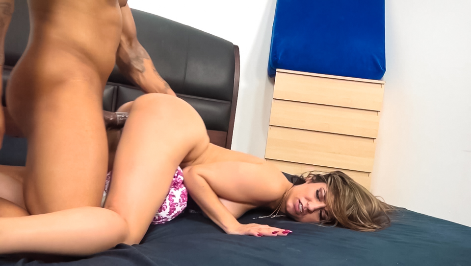 Reena Sky - Cum Covered Beaver