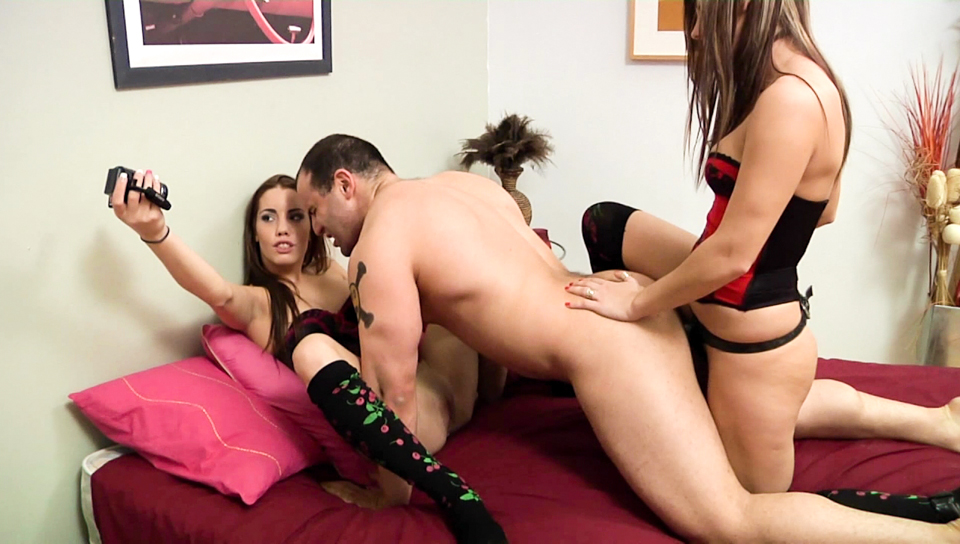 lane Shana anal roxy and