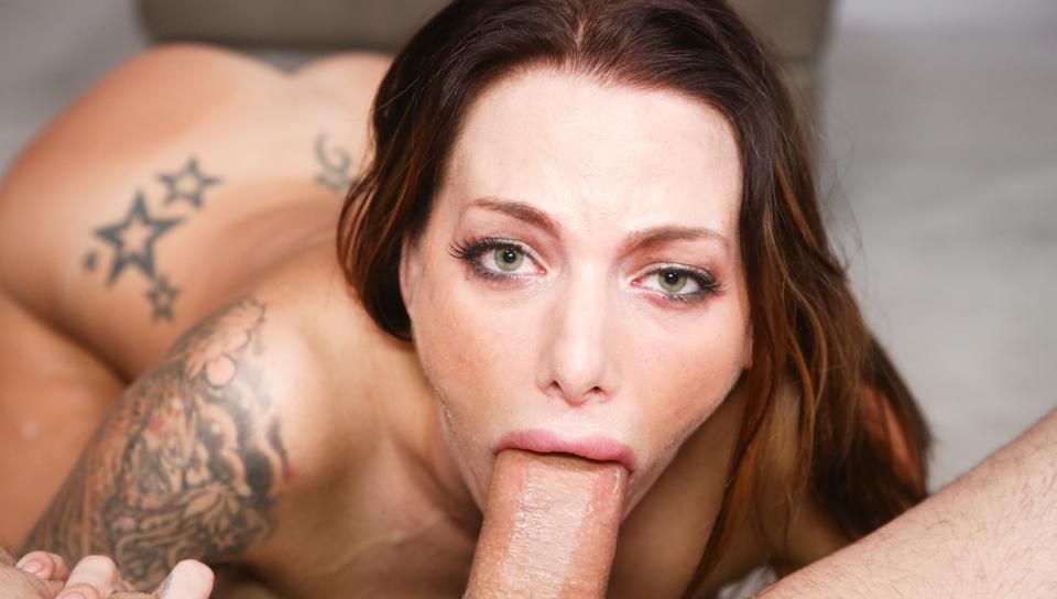 Hot.. Dana de armond deepthroat video