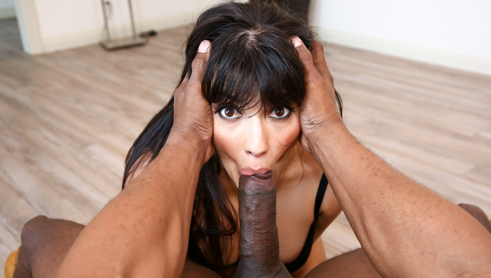 Prince Yahshua & Mercedes Carrera - Face Fucking Mercedes