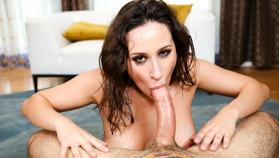Small Hands & Ashley Adams - Mouthful of Pleasure
