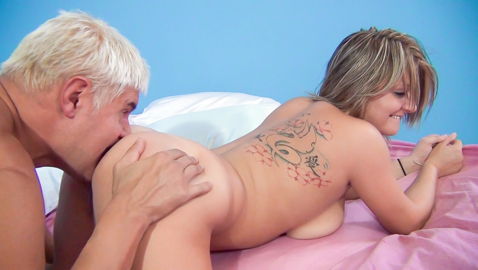 Porno Dan & Ashley Reed -