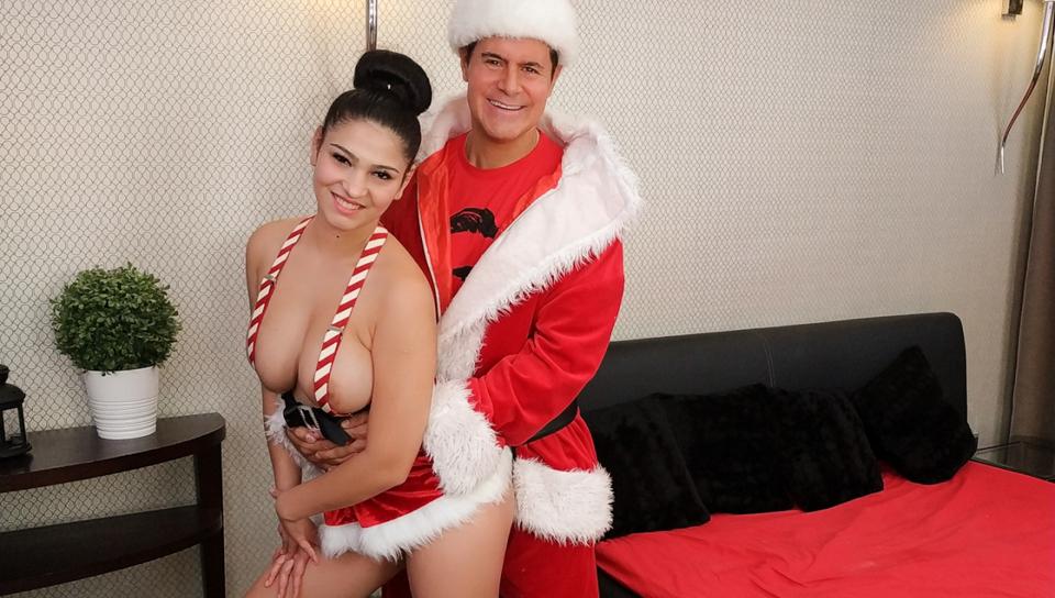 Slutty Ava rides Porno Dan