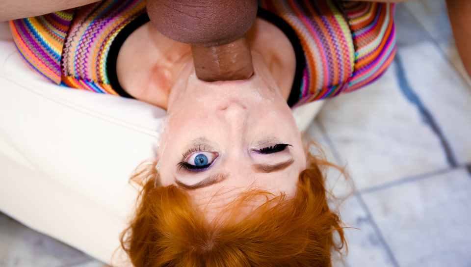 Redheads Throat It Better - Anthony Rosano & Penny Pax