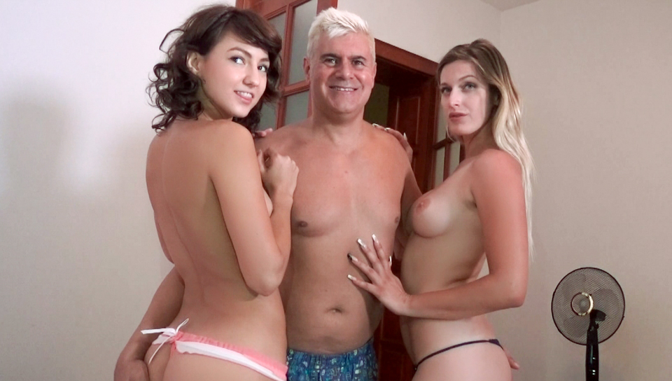 Porno Dan & Suzy Rainbow & Alice Adams - A Feast for Two