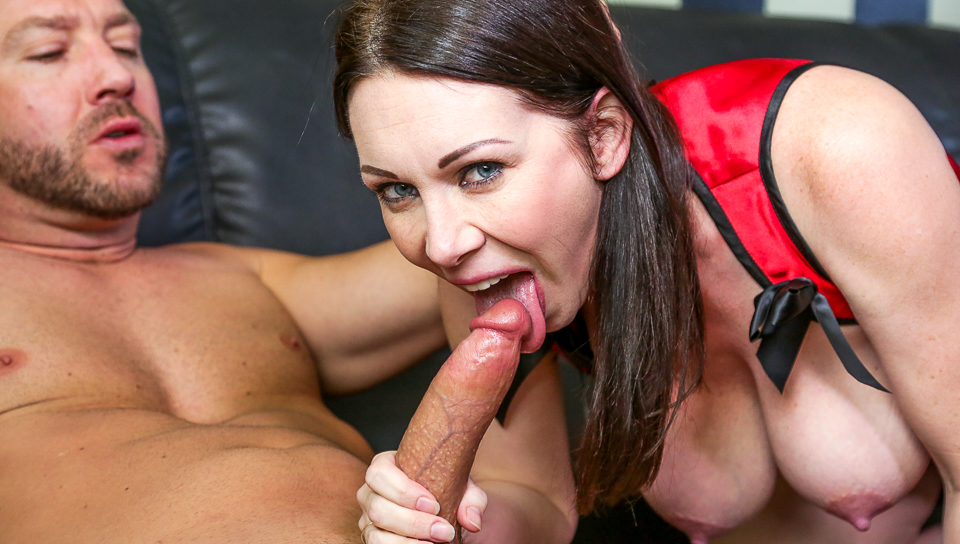 Will Powers & RayVeness - Lonely MILFs Can Have Fun!