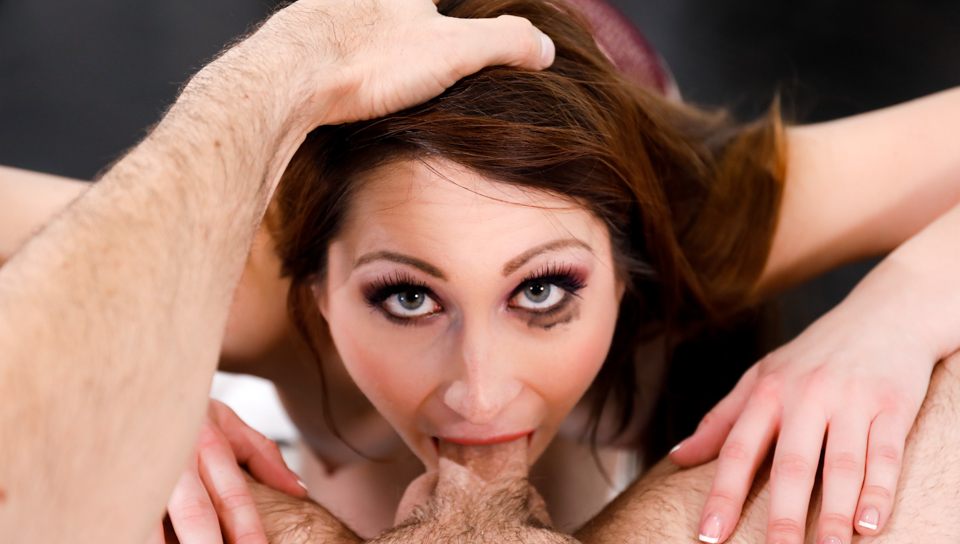 Nina's Tasty Throating Adventure – Mark Zane,Nina Skye
